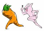 Stop! Carrot! by usagizcom