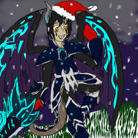 A very Magnus Christmas :3 by pheonixia52