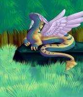 PU Inktober: Favorite Flying Type by pheonixia52