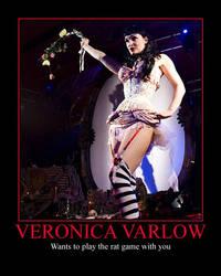 VeVa's Motivational Poster by larissarainey