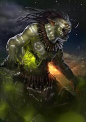 War of Heroes - Yurk by MaCalza