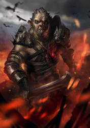 War of Heroes - Shadow Guardian by MaCalza