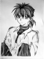 Eternal Takuto by Sketcher7
