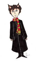 Smol Bean Lupin by Invader-Zix