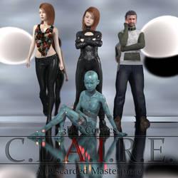 CLAIRE - Deviation 996 by 3DRComics