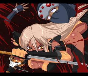 Fumiko by Ninja-8004