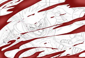 Maikeru Gaiden WIP by Ninja-8004