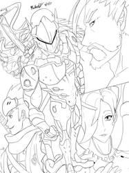 True Genji by Ninja-8004