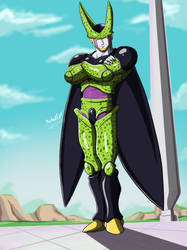 Perfect Cell by Ninja-8004