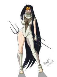 Ibuki Uchida by Ninja-8004