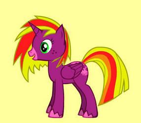 Kucyk a la My Little Pony by Kejti2002