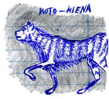 Koto-hiena by Kejti2002