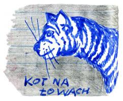 Kot na lowach by Kejti2002