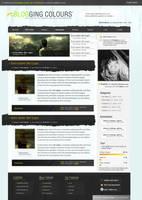 Blogging Colours v.1 by jk9o