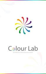 Colour Lab Logo by jk9o
