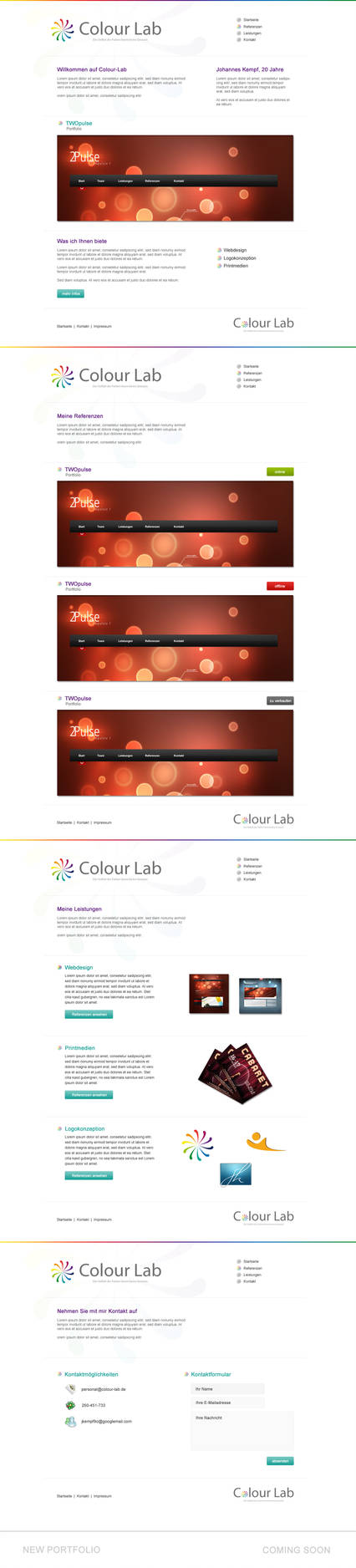 Colour Lab Version 2.0 by jk9o
