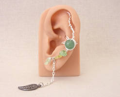 Silver Vines by BlackBlossomJewelry