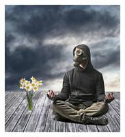 meditative space by davidrabin
