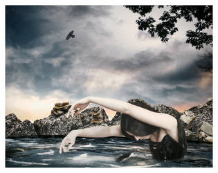 Searching the Self by davidrabin