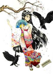 Sakura Rei by umikohoshi