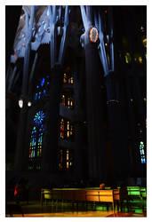 Sagrada Familia by weasperse