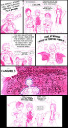when fangirls attack by animegher