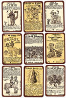 Still More Munchkin Cards by goodbunny2000