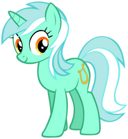 Lyra Heartstrings by Tardifice