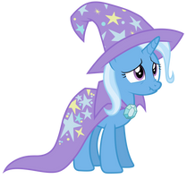 Trixie is embarrassed by Tardifice