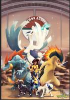 Pokemon academy: Principals choice by Fomle-chan