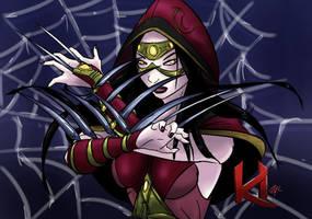 Killer Instinct - Sadira by ZAKKIDO