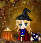 + Little Witch + by befanini
