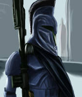 Senate Guard by RaikohIllust