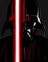 Darth Vader by RaikohIllust