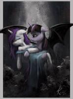 Aria of Sorrow by RaikohIllust