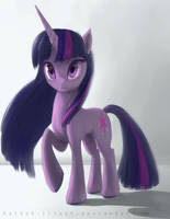 Twilight Sparkle by RaikohIllust