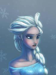 Elsa by RaikohIllust
