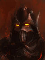 Darth Bane by RaikohIllust