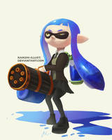Inkling by RaikohIllust