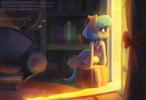 Coco's Apartment by RaikohIllust