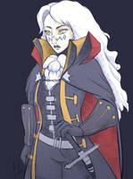 Alucard Barriss by RaikohIllust