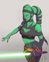 Emerald by RaikohIllust