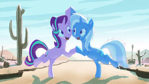 On the road to Friendship #5 by RaikohIllust