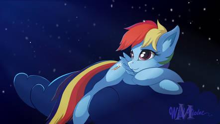 Rainbow dreams by WildViolet-M