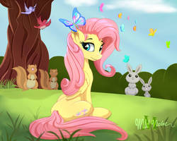 It's A Sunny Day! by WildViolet-M