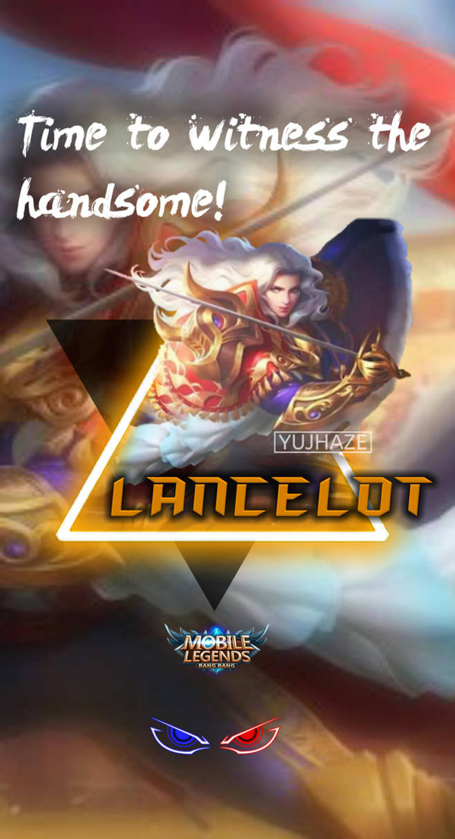 Wallpaper Hd Mobile Legends Lancelot Royal Matador