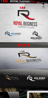 Royal Business logo by gomez-design