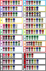 PR MM/KSZ versiones de trajes y power up-full by N0variel