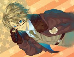 Alfred for Hikari by Celsa