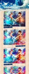 [TAGWALL] Mirror Sisters SCOTTISH skyz Neo by Skyzouille